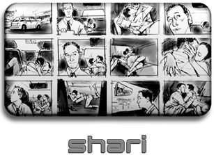storyboard Artist Shari Wickstrom